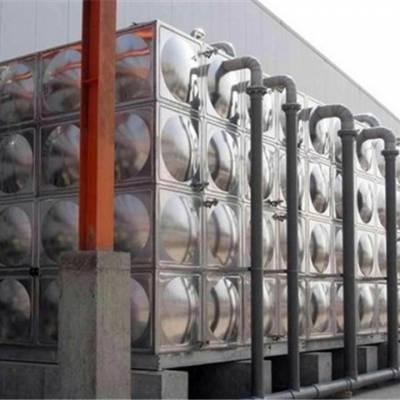 唐山商用不锈钢水箱 新闻大型不锈钢水箱
