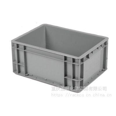 重庆固联车间用塑料周转箱厂家生产