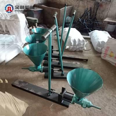 建筑工人好帮手直销手动水泥注浆机 便携式手动堵漏注浆机