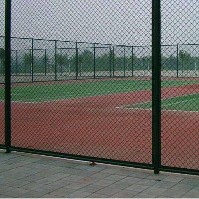 托克托县体育场围栏定做-篮球场安全围网-围栏式高尔夫球场