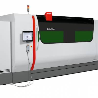 百超上海精密机床有限公司 光纤激光切割机、金属切割机8000瓦、百超CO2激光切割机销售