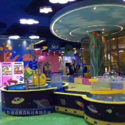 研学旅行基地 水乐园儿童玩机械 水动力水盆 水动力池