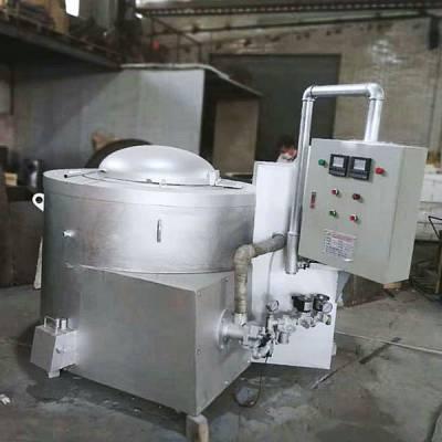石家庄熔炼炉报价-泰安同创工业炉公司-坩埚熔炼炉报价