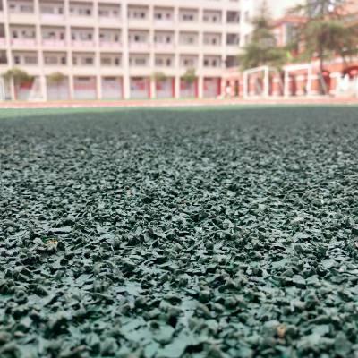 新疆耐磨跑道方案,人行道绿道施工,彩色跑道定制-学校荧光跑道球场设计