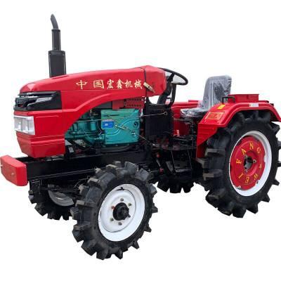 40马力四轮拖拉机 偏座果园四轮拖拉机 多用途精品四驱拖拉机