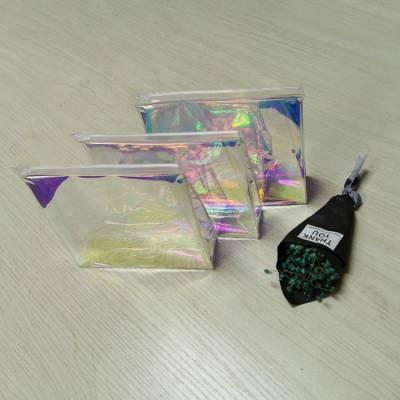 宁夏礼品PVC拉链袋生产_锦瑞塑胶_折叠_防漏_大_闭合式_封口