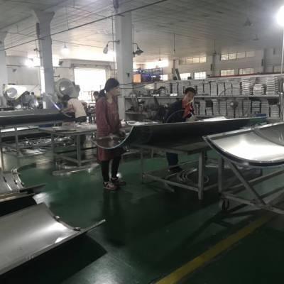 生产密拼铝单板 扭曲铝板 聚酯漆铝板