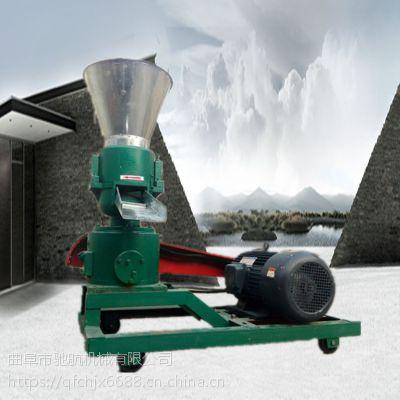 亚博国际真实吗机械 小型农用家用颗粒机 养殖专用饲料颗粒机 小型家用三相电动物饲料颗粒机