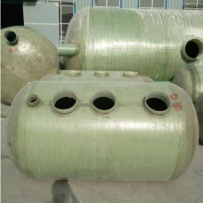 河北浩凯供应家用化粪池 1.5立方化粪池 农村改造专用化粪池