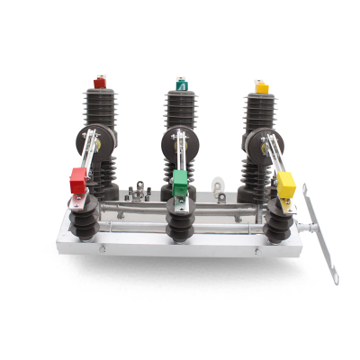 厂家直销ZW32真空断路器、户外高压真空断路器、高压负荷开关、高压智能型断路器10KV语恒电气