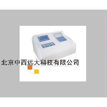中西水产品(肉类)药物残留快速检测仪 型号:HX377-SJ10SCP库号:M390022