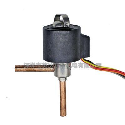saglnomlya鹭宫电子膨胀阀UKV-18D213空调冷冻用膨胀阀