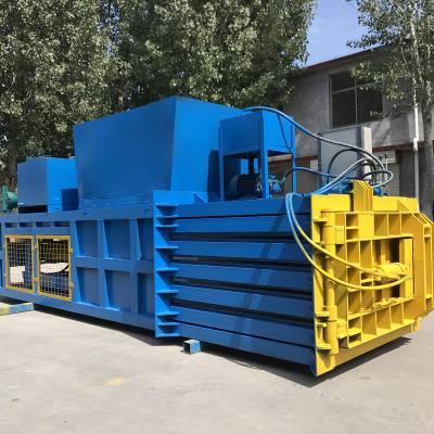 液压打包机 卧式立式液压打包机生产厂家 废料废品回收专用打包设备