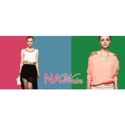 一线品牌 纳纹女装 库存女装折扣批发 多种款式 多种风格