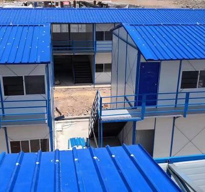 彩钢板活动板房工程-芒市彩钢板活动板房-担当活动房厂家