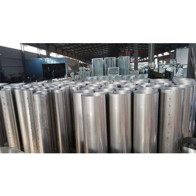不锈钢螺旋风管-锦松环境设备-德州不锈钢螺旋风管