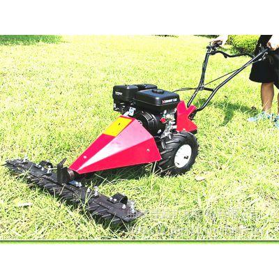 新款大功率自走式果园专业果园除草机 汽油剪草机