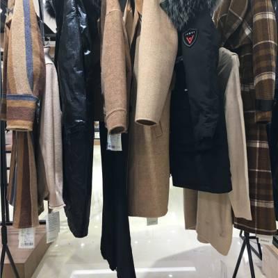 衣之庄园专柜下架女装折扣货源市场