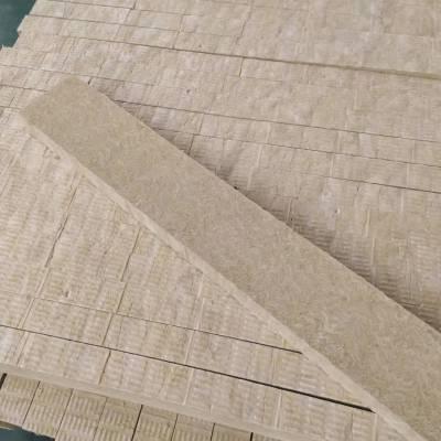 日照市10公分外墙岩棉复合板 砂浆纸竖丝岩棉复合板