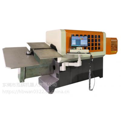 泓镔厂家直销HB-3D-80转线折弯机