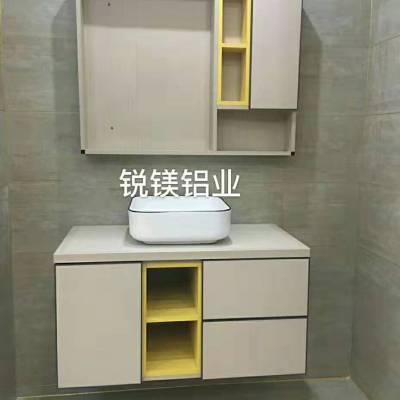 佛山厂家直销 全铝合金家具 全铝欧式浴室柜 铝型材批发