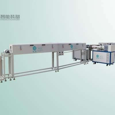 臣泽CZ-CJC-104LED软灯带硅胶挤出生产线