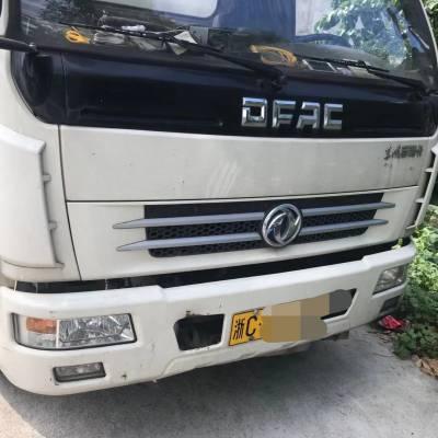 浙江温州牌二手8吨加油车出售