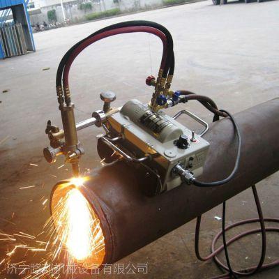 路邦机械CG2-11手摇式管道切割机 链条钢板切割机 火焰切割机