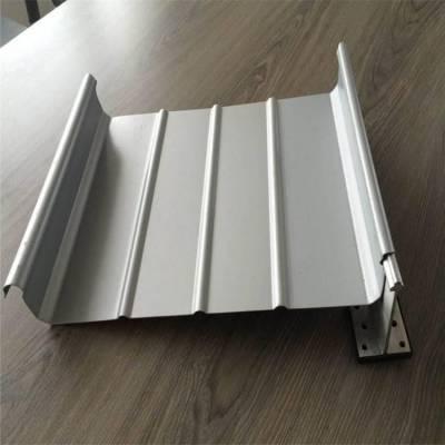 铝镁锰直立锁边屋面板设计安装400/420/430