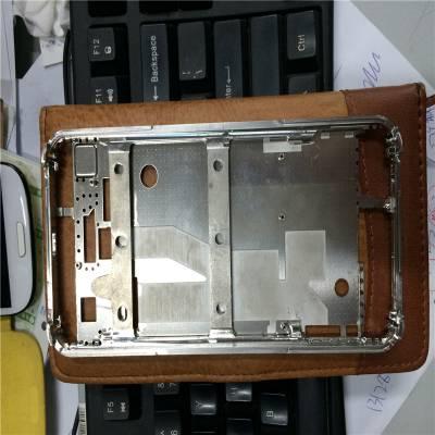 供应华为手机边框式金属时尚外壳激光焊接,承接金珠激光焊接加工 通讯产品加工
