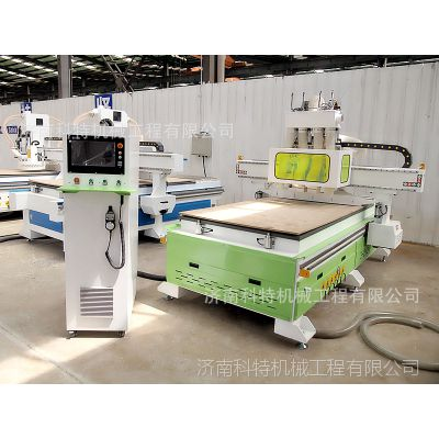 科特现货供应KT-K4四工序全屋定制板式家具开料机