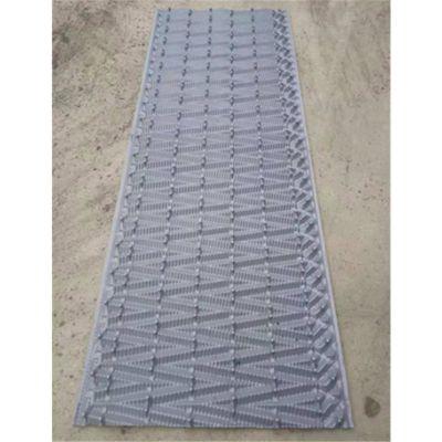 凉水塔PVC填充料 吸塑环保淋水填料 冷却塔淋水专用 品牌华庆