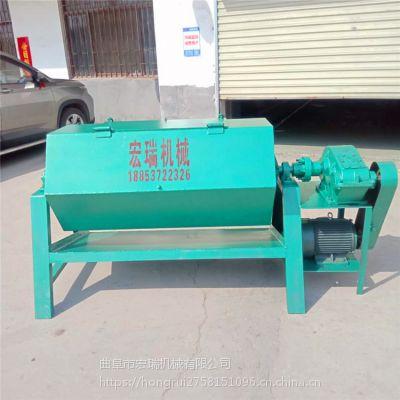 优质喷砂除锈设备 质保滚筒机螺丝专用抛光设备宏瑞机械