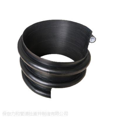 HDPE缠绕结构壁管 B型管DN300mm 力和管道厂家直供