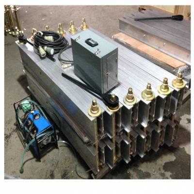 胶带硫化机工作三要素压力时刻温度