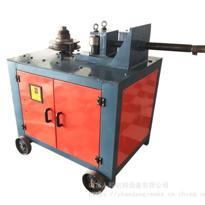 38型电动平台弯管机 钢管弯曲机厂家 直角弯管机 品质保证