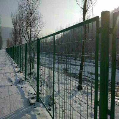 鹤壁 别墅围 三横梁锌钢护栏 生产厂家