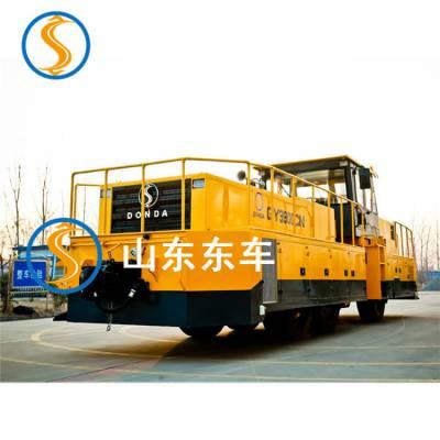 QY1000T公铁牵引车调车机车驼峰编组站的作业1200马力