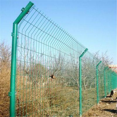 护栏网订做 小区球场围网施工 框架护栏网