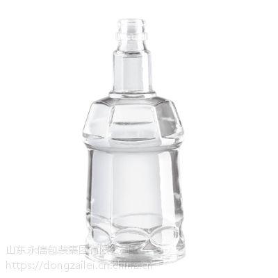 玻璃瓶厂家定制白酒酒瓶 酒厂包装类玻璃瓶 燕窝玻璃瓶 药用玻璃瓶 果汁饮料瓶
