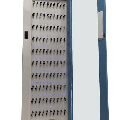 埃克萨斯智能钥匙柜e-key4自动传感指纹解锁机制刷卡联网钥匙柜监狱用厂家直销
