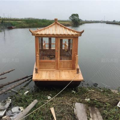 江西萍乡木船厂家定制6米电动观光木船