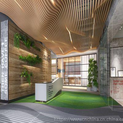 广东亚游手机客户端下载 铝方通 型材铝方通 办公室天花吊顶
