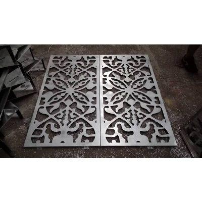 广州医院红色雕刻铝单板厂家销售