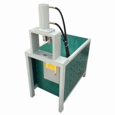 围栏铁管冲孔设备 护栏方管打孔机供应厂 冲孔模具供应