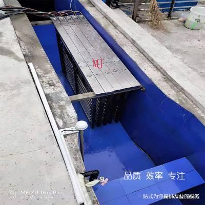 东北城镇污水改造明渠式<b>紫外线消毒器</b> uv杀菌排架模块