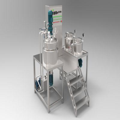 新型香水冷冻过滤机电话 香格里拉新型反应釜