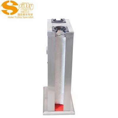 专业生产SITTY斯迪92.9001砂光双头自动伞袋机/自动套伞机