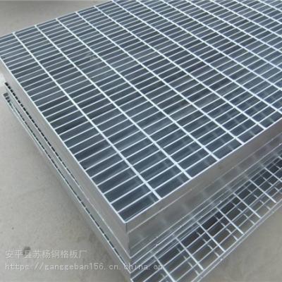 不锈钢钢格栅A电解抛光钢格栅A钢厂用钢格栅板