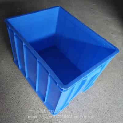 带盖塑料卡板厂家|广西优质塑料周转箱
